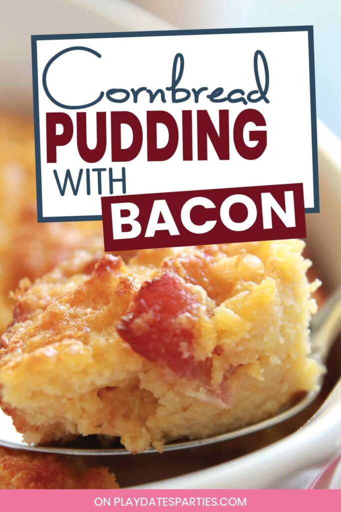 While oven is preheating, make buttermilk corn muffins batter and add in green chilies. Cornbread Pudding With Bacon Leftovers Reimagined