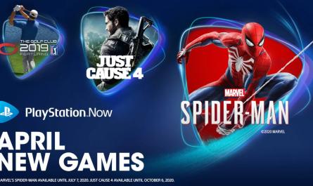 Spider-Man, Just Cause 4 y mas juegos se unen a PS Now en abril