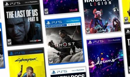 Sony dice que no tiene interés en hacer que sus juegos de PS5 sean compatibles con PS4