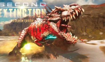 Regístrate para la Beta de Second Extinction