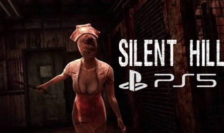 Según rumor, Silent Hill podría estar en el listado de juegos de PS5