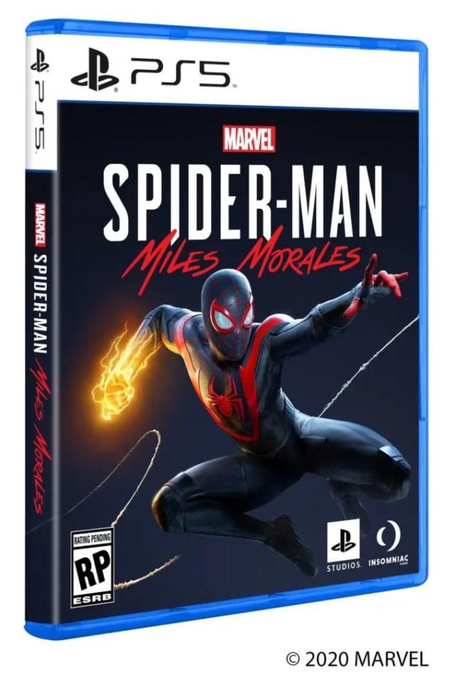 Así lucirán las carátulas de los juegos de PlayStation 5