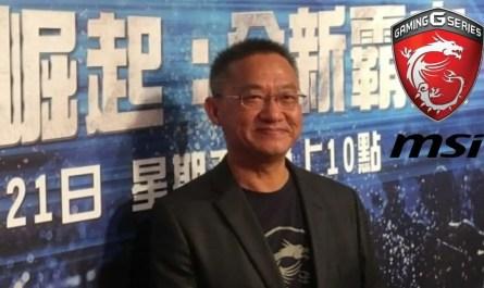 El CEO de MSI, Charles Chiang ha muerto