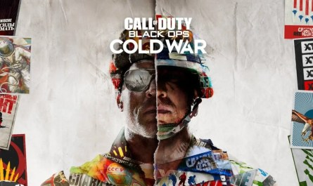 Treyarch Studios revela el arte de Call of Duty Black Ops: Cold War