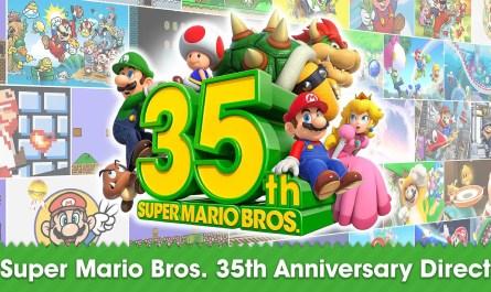 Super Mario Bros. 35 es como Tetris 99, pero con Mario