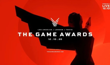 The Game Awards tendrá lugar el 10 de diciembre