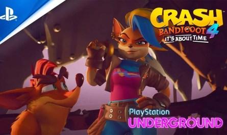 Tawna ha sido revelada como personaje jugable en Crash Bandicoot 4