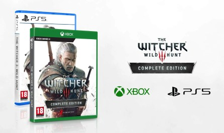 The Witcher 3: Wild Hunt CE llegará a PS5, Xbox Series X y PC en 2021