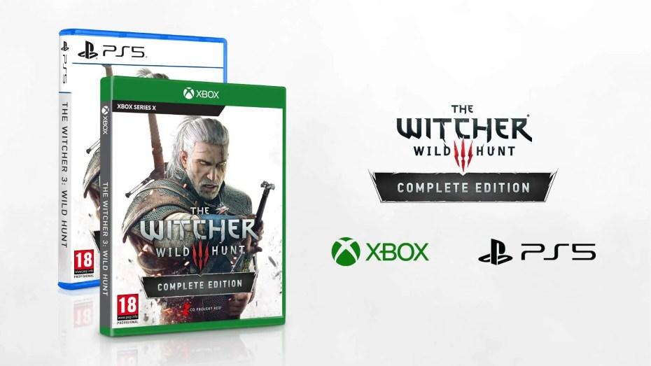 The Witcher 3: Wild Hunt CE llegará a PS5, Xbox Series X y PC en 2021