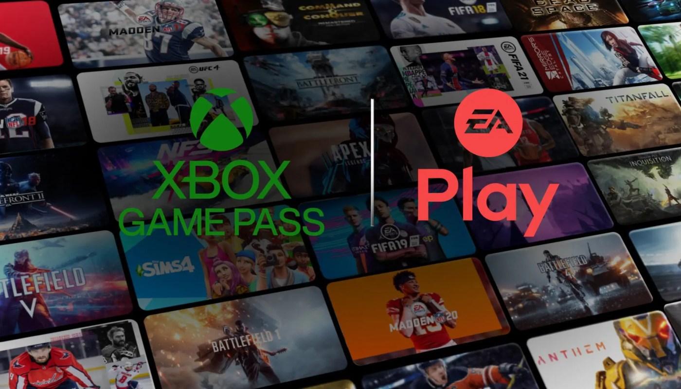 EA Play será incluido en Xbox Game Pass más adelante este año