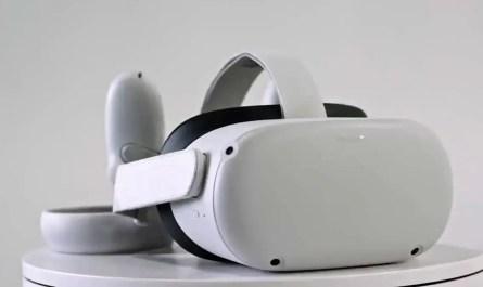 Las filtraciones de Oculus Quest 2 muestran el sucesor de realidad virtual de Facebook