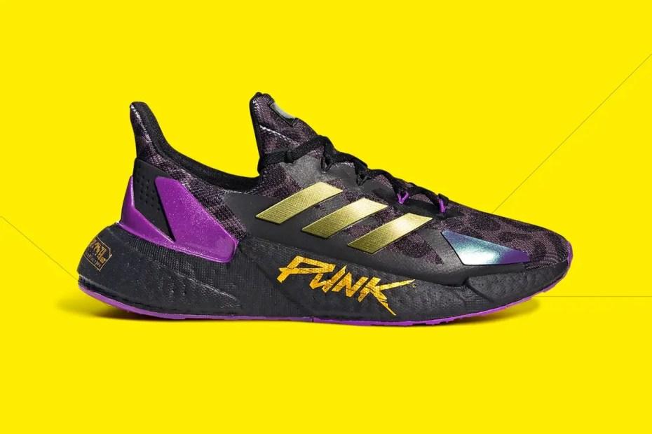 Cyberpunk 2077 y Adidas se asocian para lanzar zapatos deportivos de edición limitada