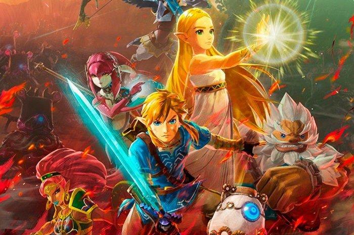 Hyrule Warriors: Age of Calamity vende mas de 3 millones de copias en solo cuatro días