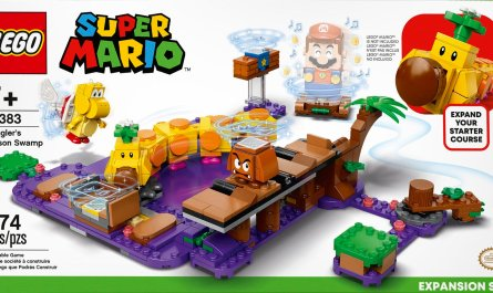 Se revelan nuevos sets de expansión de LEGO Super Mario para 2021