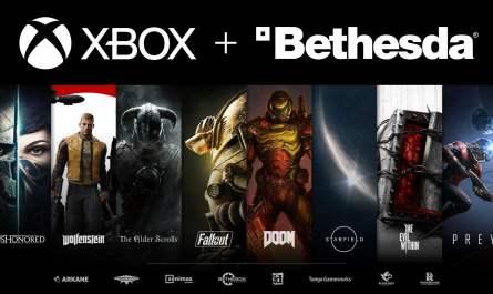 """Microsoft quiere que los juegos de Bethesda sean """"los primeros o mejores"""" en sus plataformas"""
