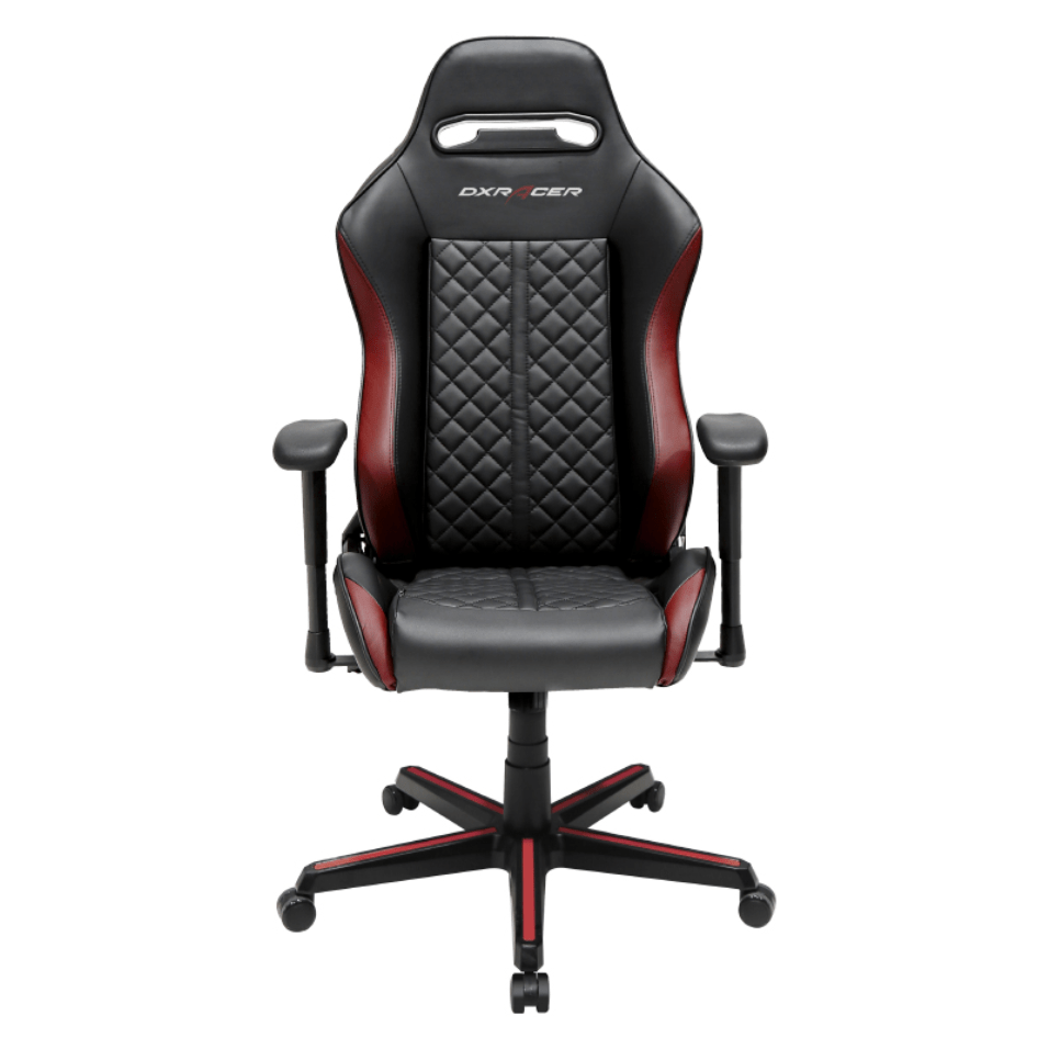 Dxracer Office Chair Dxracer Drifting Series Dh73 Gaming Chair Red