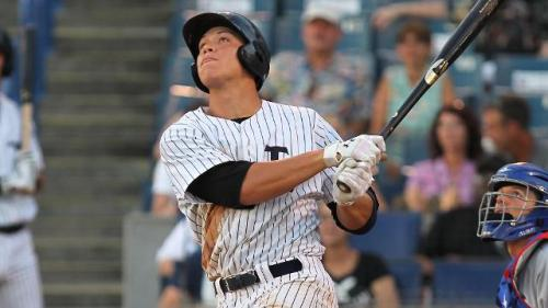 Aaron Judge – Exclusive Client for 2015 and 2016 Seasons