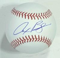 Alex Bregman Autographed Baseball w/ JSA Witness COA