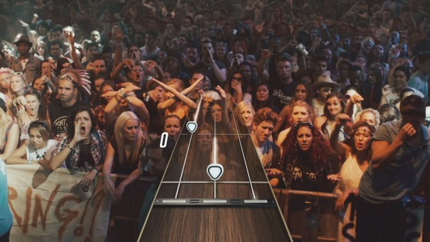 Guitar Hero is getting a serious facelift