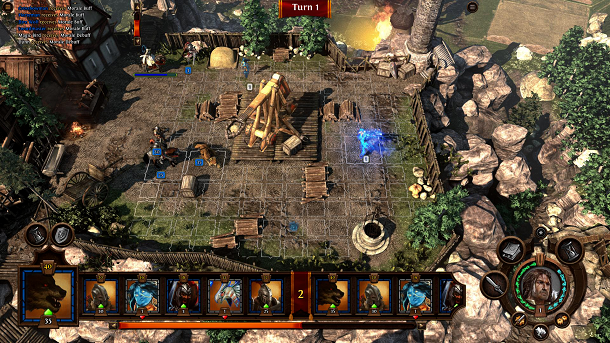 Might and Magic Heroes VII Beta Preview