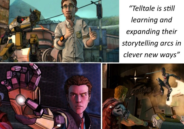 Tales from the Borderlands: Season 1 - Review