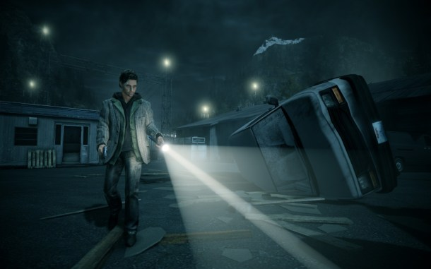 In Case You Missed It – Alan Wake