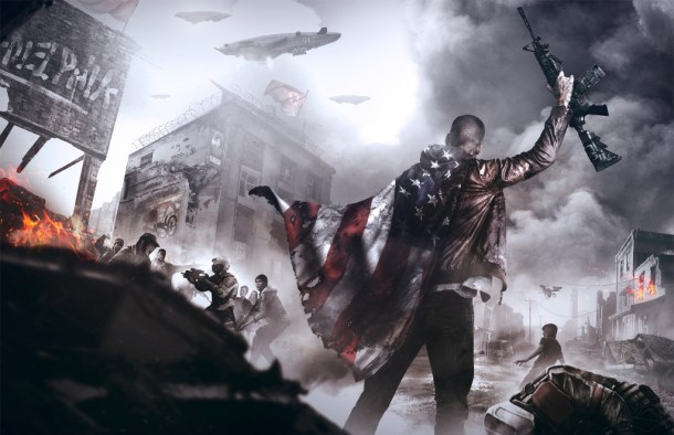 Getting Twitchy - Homefront: The Revolution