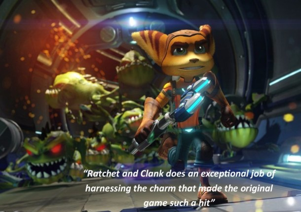 Ratchet and Clank - Review