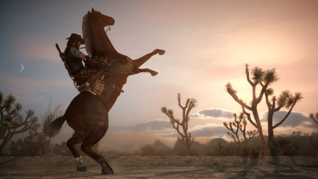 The Red Dead Revelation