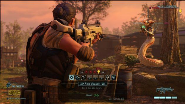 Sacrifice and Retreat - Xcom 2