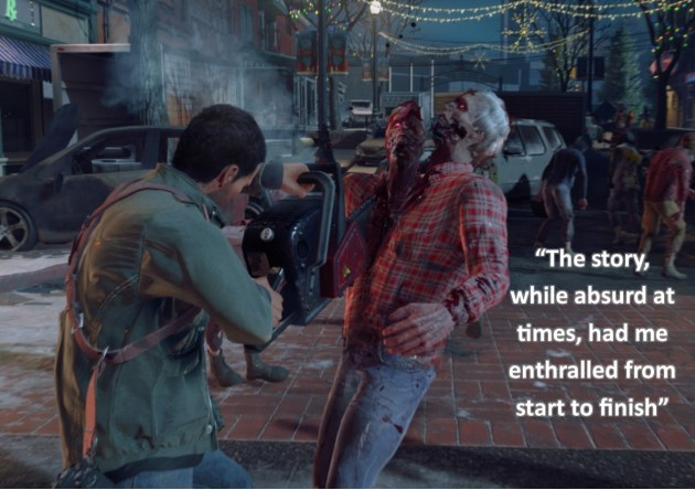 Dead Rising 4 - Review