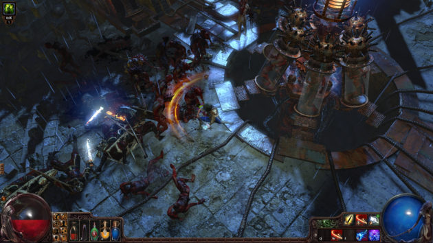 Path of Exile Comes to Xbox