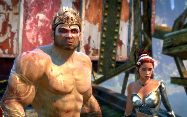 In Case You Missed It - Enslaved: Odyssey to the West