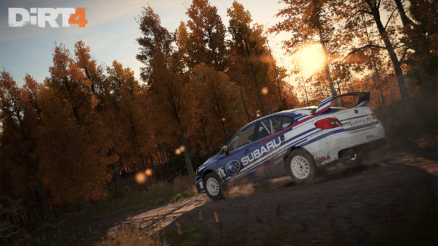 Dirt 4 - Hands On