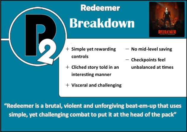 Redeemer - Review