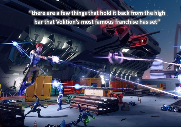 Agents of MAYHEM - Review