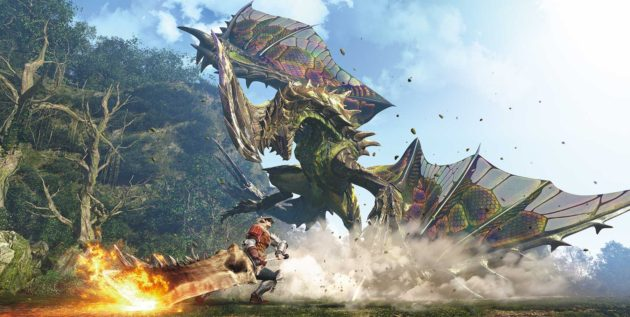 Monster Hunter World - PAX AUS 2017 Hands-On