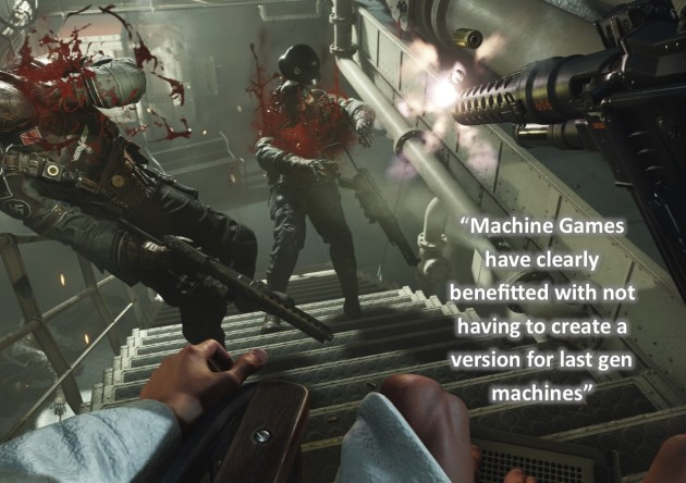 Wolfenstein: The New Colossus - Review