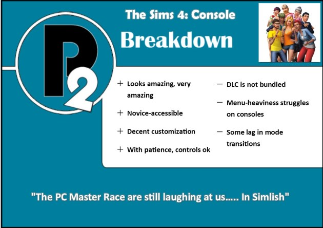 The Sims 4 - Console Review