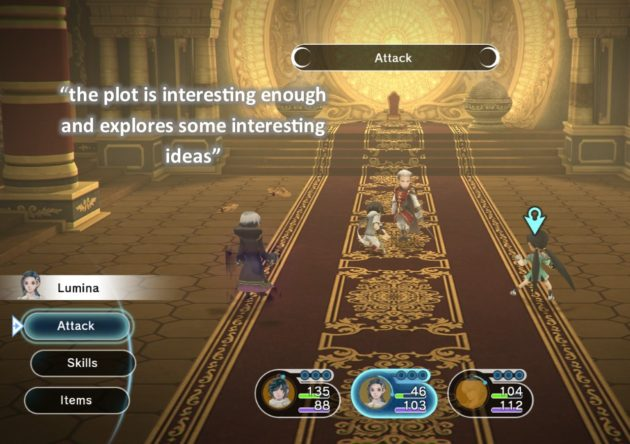 Lost Sphear - Review