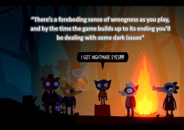 Night in the Woods - Review