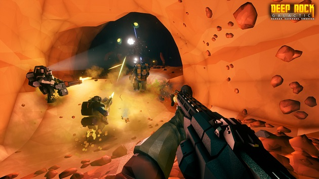 Deep Rock Galactic - Early Access Preview