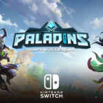 Blockbuster Gaming - Paladins: Champions of the Realm - Switch