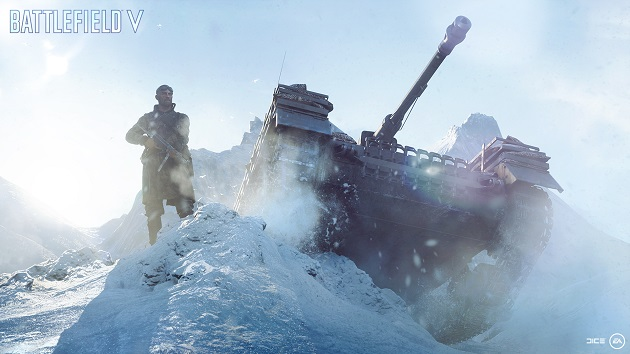 Battlefield V Beta - Conquest in WW2