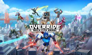 Override: Mech City Brawl - Big Robots, Small Ideas