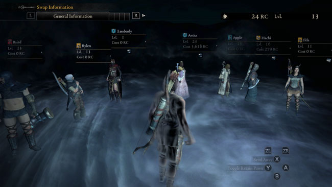 Dragon's Dogma: Dark Arisen - Switch Report