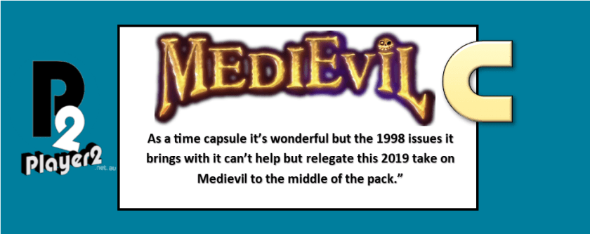 Medievil Review - Skeletons In The Closet