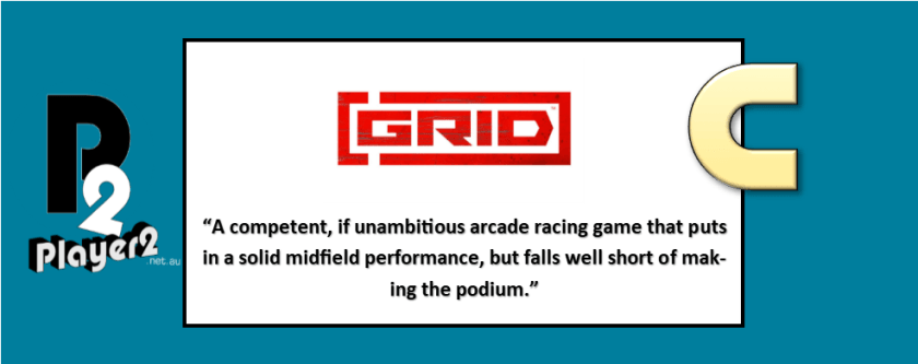 GRID - Stuck in the Middle of the Pack
