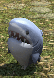 Playing Final Fantasy XIV's Major Update for a Small Shark is Totally Worth It