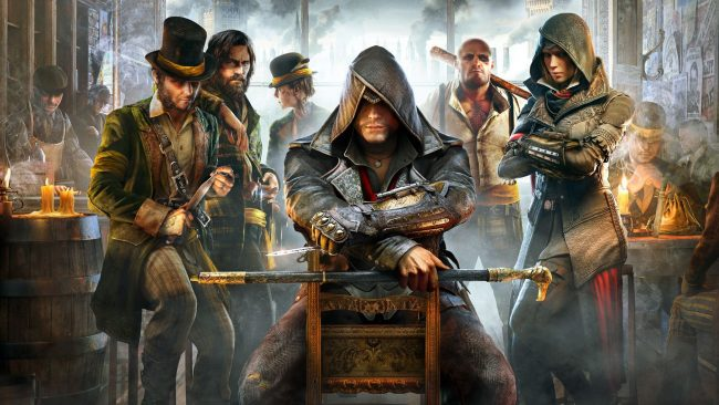 Lazy Writing - The Top 5 Assassin's Creed Games